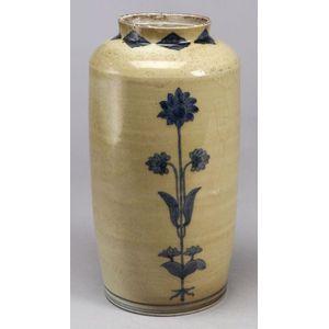 Underglazed Blue Vase