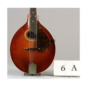 American Mandolin, Gibson Mandolin-Guitar Company, Kalamazoo, 1915, Model A-4