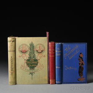 The Philippines, Four Volumes: