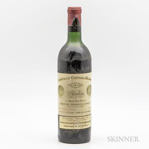 Chateau Cheval Blanc 1964, 1 bottle