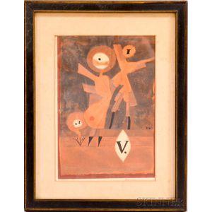 Paul Klee (Swiss, 1879-1940)    Small Print