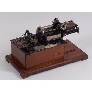 Edison North American Class M Electric Phonograph