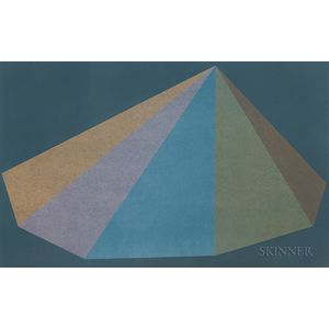 Sol LeWitt (American, 1928-2007)      Plate One