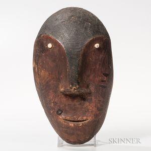 Point Hope Eskimo Mask