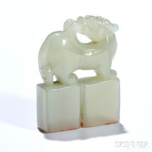 Jade Double-face Seal
