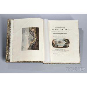 Ackermann, Rudolph (1764-1834) A Picturesque Tour of the English Lakes.