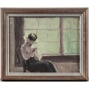 Hope Smith (American, 1879-1965)      Self Portrait