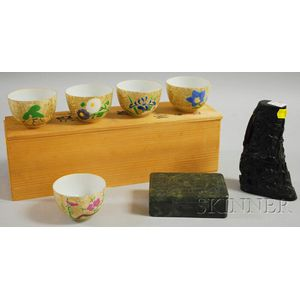 Group of Asian Decorative Items