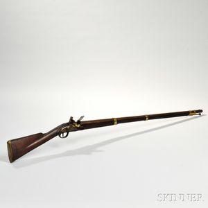 American Militia Musket