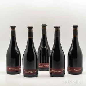 Turley, 5 bottles