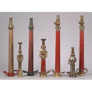 Seven Fire Nozzles