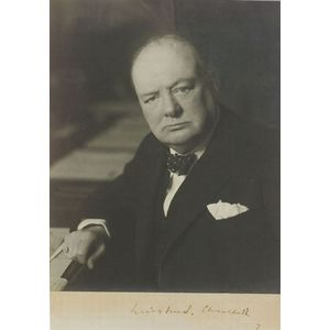 Churchill,  Sir Winston L. S. (1874-1965)