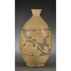 Cizhou-type Bottle