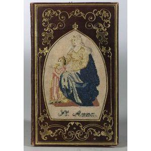 German Manuscript Prayer Book