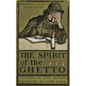 Ronald Brooks Kitaj (American, 1932-2007)      The Spirit of the Ghetto. Studies of the Jewish Quarter in New York
