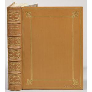 Catalogue des Porcelaines Francaises de M.J. Pierpont Morgan.