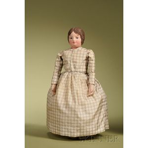 """Rare Martha Chase Charles Dickens Character, """"Mrs. Gamps,"""""""