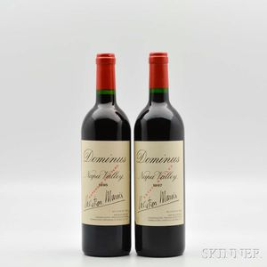 Dominus, 2 bottles