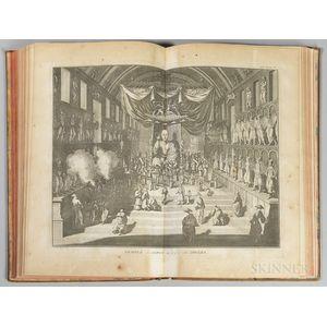 Picart, Bernard (1673-1733) Ceremonies et Coutumes Religieuses de Tous Peuples du Monde. Tome Premier.