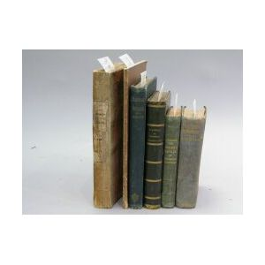 Six Titles related to Medicine