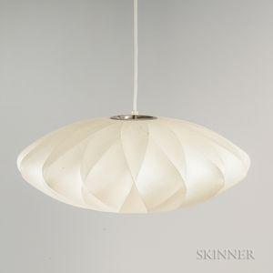 William Renwick (1914-1992) Bubble Ceiling Lamp