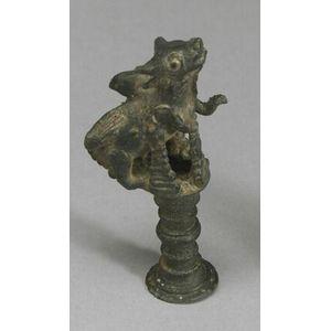 Bronze Bell Handle
