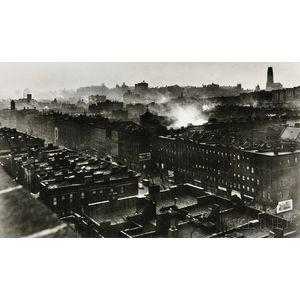 Gordon Parks (American, 1912-2006)      Harlem Rooftops