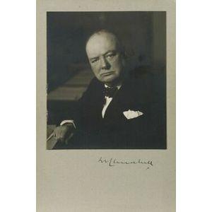 Churchill, Sir Winston L. S. (1874-1965)