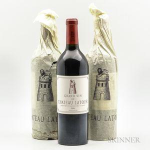 Chateau Latour 2001, 3 bottles
