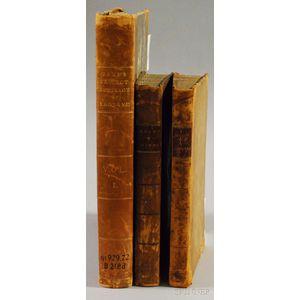 Law, Three Volumes:
