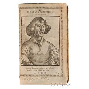 Reusner, Nicolaus (1545-1602) Icones sive Imagines Virorum Literis Illustrium