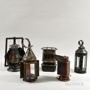 Five Lanterns