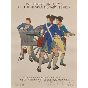 (Revolutionary War Uniforms)