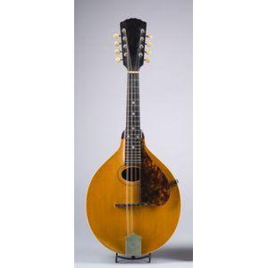 American Mandolin, Gibson Mandolin-Guitar Company, Kalamazoo, 1906