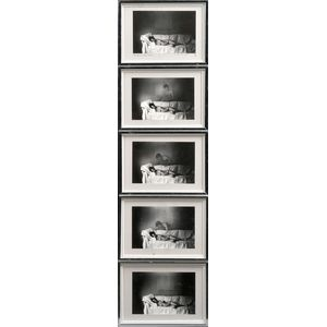 Duane Michals (American, b. 1932)      The Young Girl