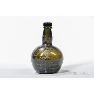 Sailor Decorated Bottle