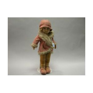 Large Norah Wellings Child Doll
