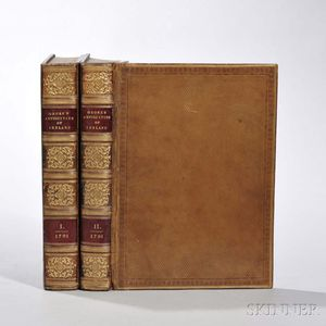 Grose, Francis (1731-1791) The Antiquities of Ireland.