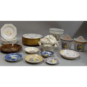 Lot of Miscellaneous Pottery