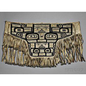 Tlingit Chilkat Shaman
