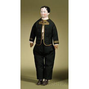 China Boy Doll