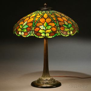 Duffner and Kimberly Co. Table Lamp