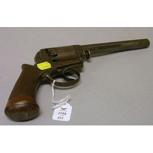 Adams Patent 1851 Five-shot Percussion Revolver | Sale Number 2298