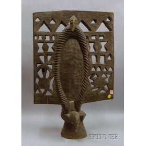 African Senufu Headdress