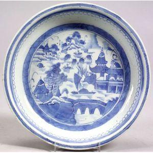 Canton Porcelain Bowl
