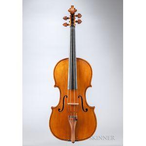 Italian Violin, Michelangelo Puglisi, Catania, 1919