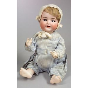 K*R 126 Flirty-eye Character Baby Doll