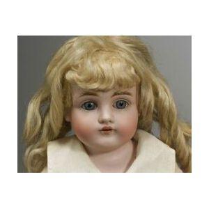 Kestner Bisque Shoulder Head Doll