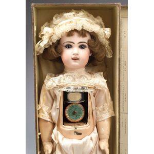 Bebe Jumeau Phonographe Doll