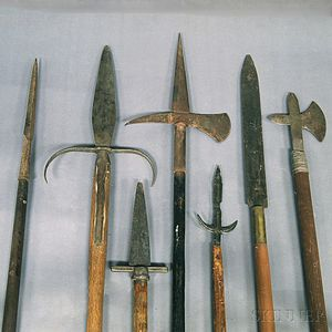 Seven Pikes